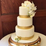 3 Tiers for Cake