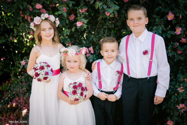 Flower Girl Dresses That Suit All Wedding Styles