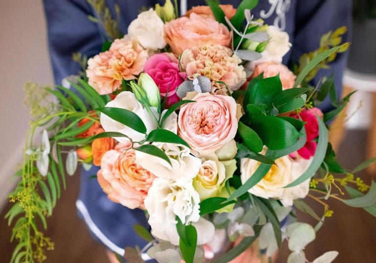 Stunning Melbourne Wedding Flowers
