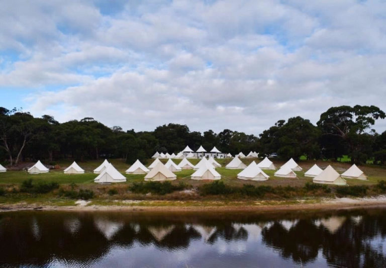 Mobile Glamping Experiences