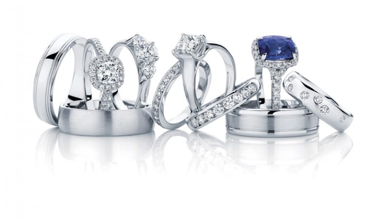 Melbourne Engagement and Wedding Rings