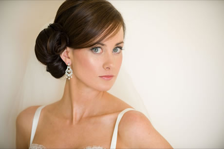 Princess Brides Hair and Makeup