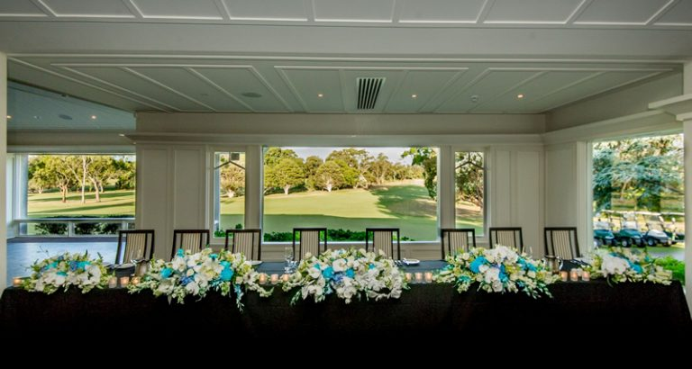 Gorgeous Golf Club Wedding Venue in Melbourne